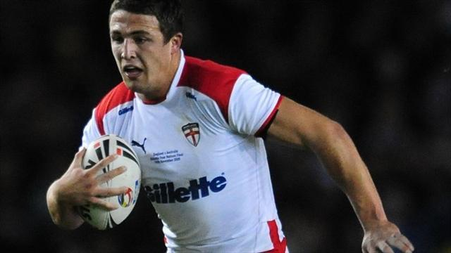 Rugby - Lancaster: Burgess must prove worth
