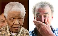 Jeremy Clarkson to Nelson Mandela: Have You Ever Had a Lap Dance?