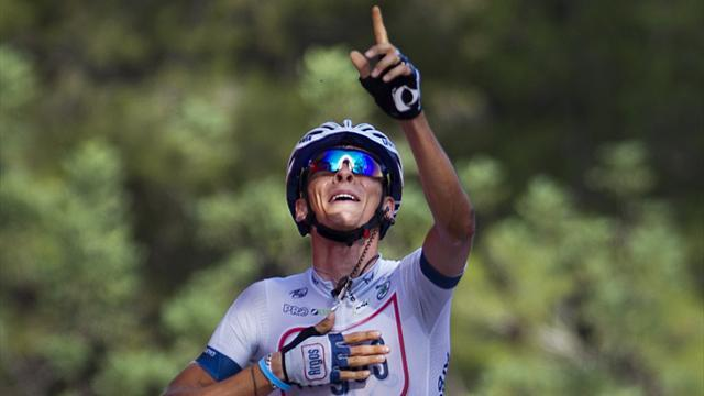 Vuelta a España - Barguil takes stage 16, Horner closes on Nibali
