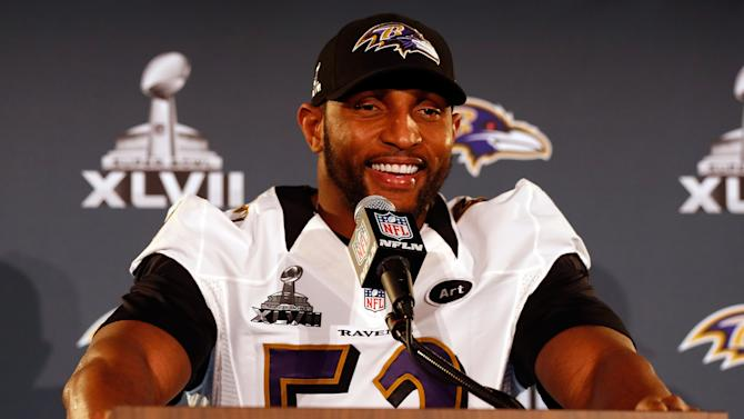 Baltimore Ravens Super Bowl XLVII Media Availability