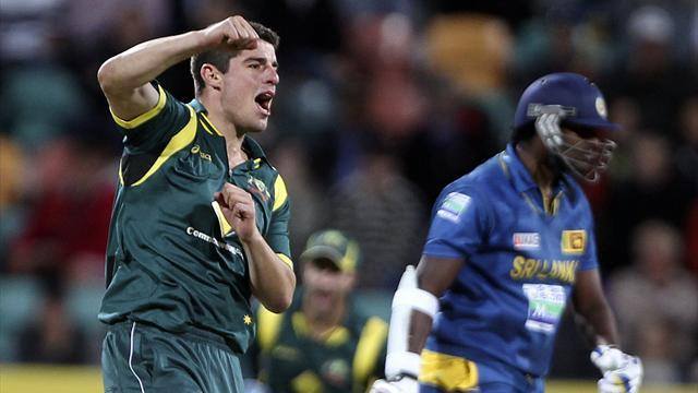 Cricket - Henriques to make Australia debut