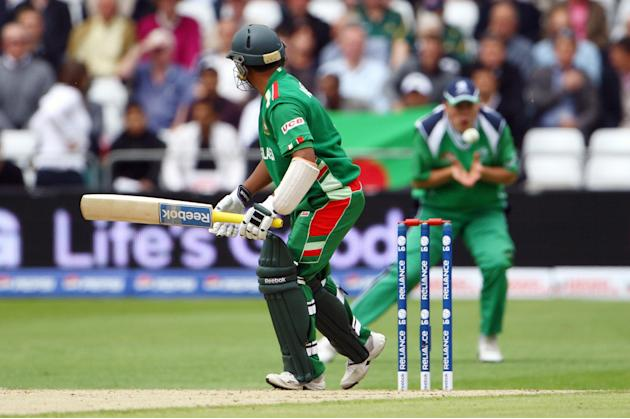 Ireland v Bangladesh - ICC Twenty20 World Cup