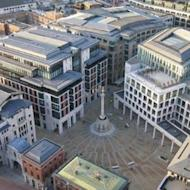 Five arrested after Occupy target Paternoster Square
