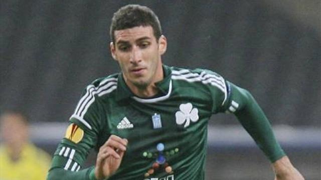 World Football - Panathinaikos warm up for Spurs with win