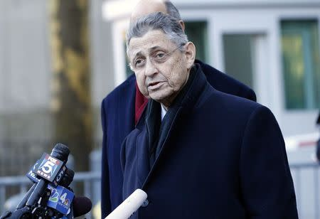 New York Assembly speaker to be replaced next week: NYT