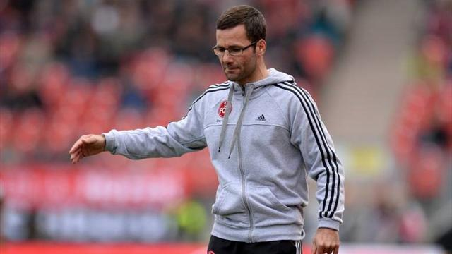 Bundesliga - Nuremberg sack Wiesinger after bad season start