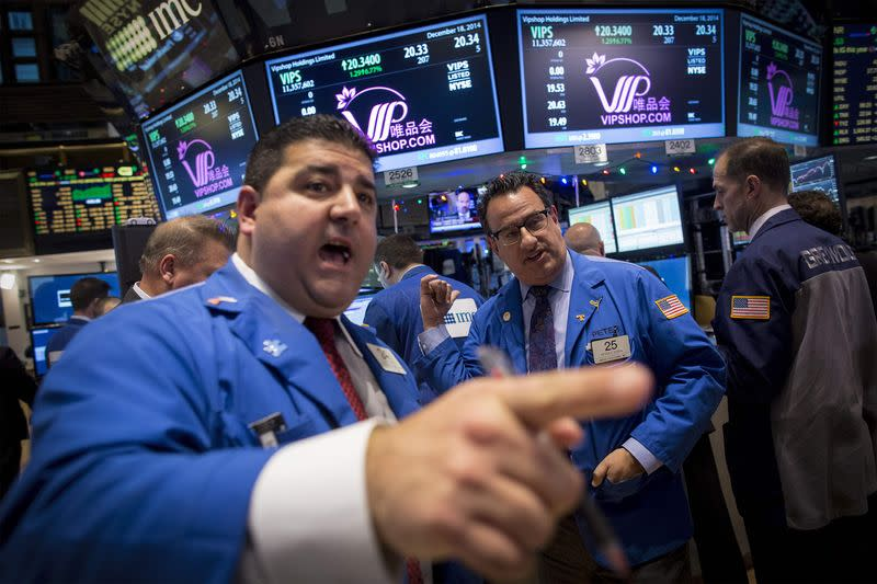 Wall St flat after three-day run; Gilead drags