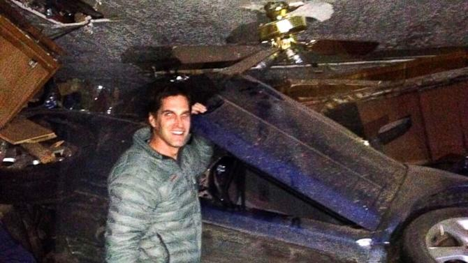 Josh Romney Draws Fire for 'Humblebrag' After Crash Heroism