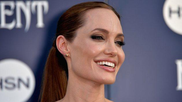 Angelina Jolie on May 28, 2014 -- Getty Images