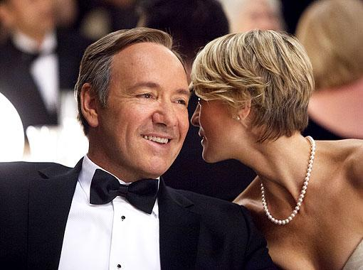 Netflix's 'House of Cards' Getting DVD, Blu-ray Release