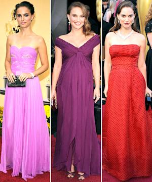 Natalie Portman: Vote for Her Best Oscars Dress Ever!
