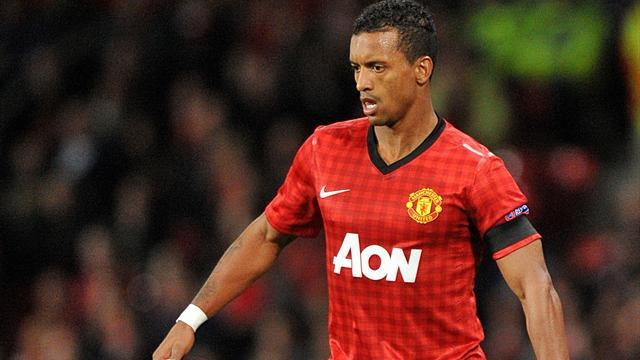 Serie A - Nani odds on to join Juventus from Man United