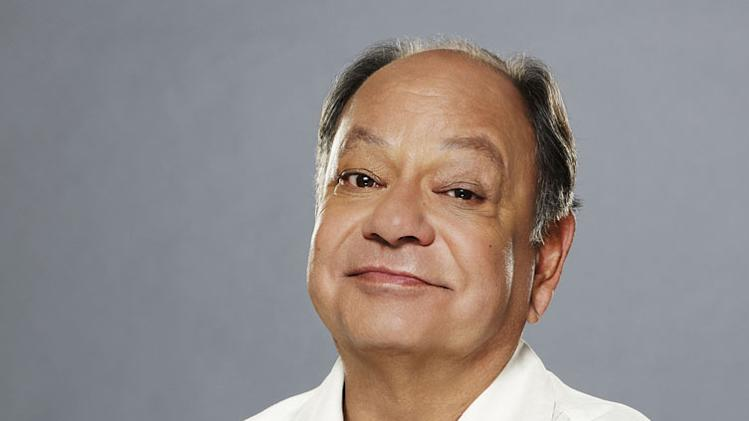 "Cheech Marin stars as Fernando on ""Rob."""