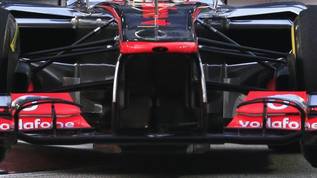'Ugly' F1 car noses to be covered from 2013