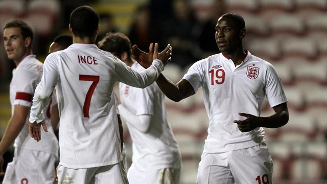 Euro U21 - England U21s continue winning run against Northern Ireland