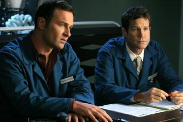"""Julian McMahon and Dylan Walsh FX's <a href=""""/baselineshow/4656577"""">Nip/Tuck</a>"""
