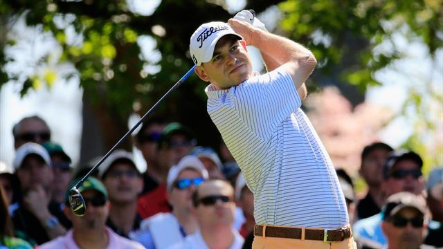 Masters Tournament - Haas leads way at sunny Masters, deja vu for Scott