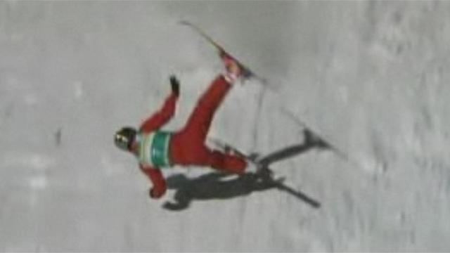 Freestyle Skiing - Victory for Cheng as China dominate in Deer Valley