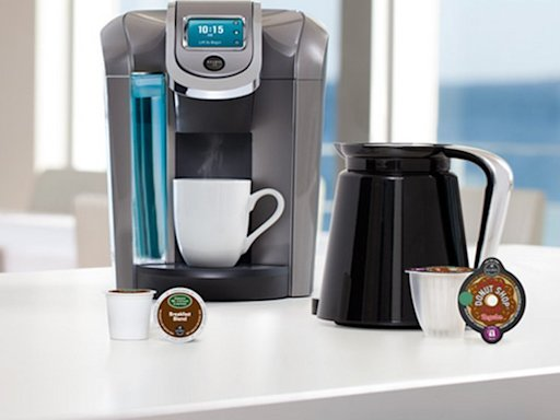 This new gadget fixes the biggest problem with Keurig 2.0 - Yahoo Finance