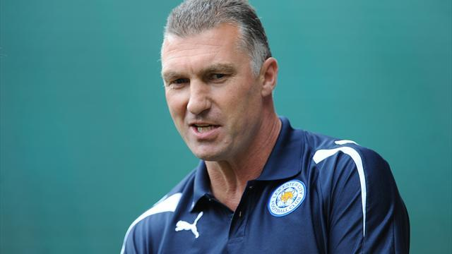 Football - Pearson relieved as Wood rescues Foxes
