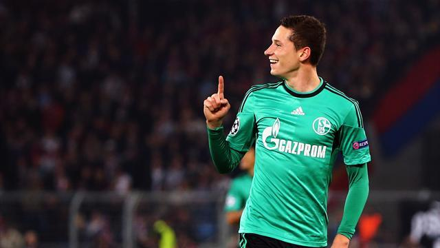 Premier League - Paper Round: Draxler on verge of Arsenal move