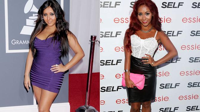 Check Out Super Fit Snooki Showing Off Weight Loss