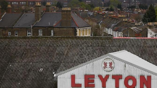 Leyton Orient vs Morecambe match postponed due to frozen pitch at Brisbane Road