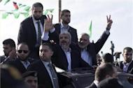 Understanding Hamas after Khaled Meshaal's Gaza speech