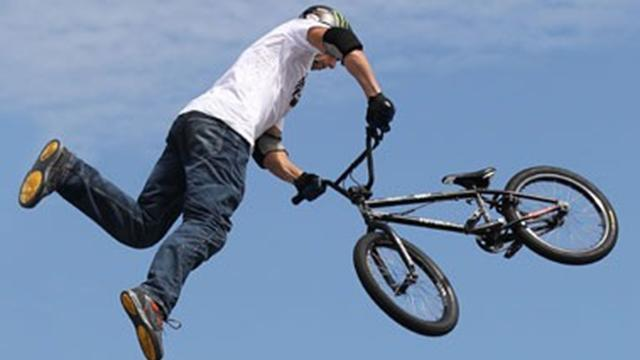 Cycling - White: Future of British BMX is bright