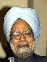 Indian Prime Minister Manmohan Singh, pictured in 2004. Singh has promised to rush disaster response units to the state of Assam where an overloaded ferry has sunk in the Brahmaputra river