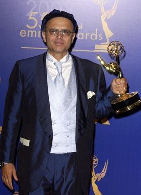 "Joe Pantoliano Outstanding Supporting Actor in a Drama ""The Sopranos"" 55th Annual Emmy Awards - 9/21/2003"
