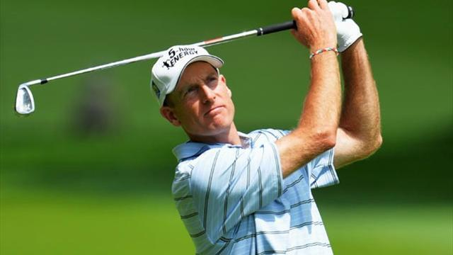 Golf - Furyk becomes sixth player to shoot 59 on PGA Tour