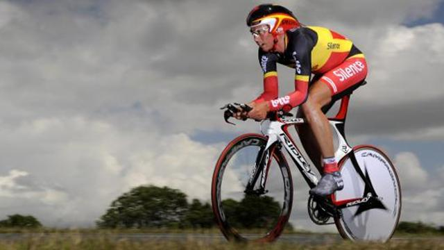 Cycling - UCI asks Belgium to sanction Hoste on doping grounds