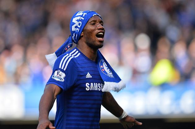 Didier Drogba says Chelsea's Premier League game at home to Sunderland was the final appearance of his second spell at the club