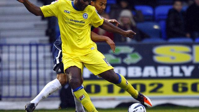 Football - Shrimpers cause cup upset