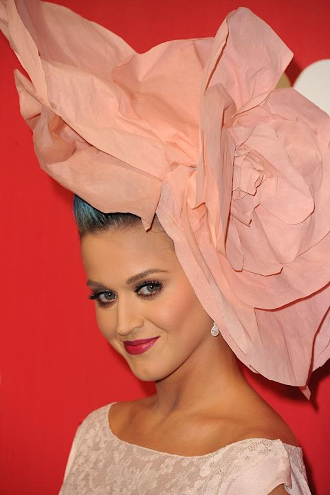 Katy Perry attends The 2012 MusiCares Person Of The Year Gala Honoring Paul McCartney at Los Angeles Convention Center on February 10, 2012 in Los Angeles, California. (Photo by Steve Granitz/WireImag