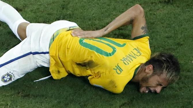 World Cup - My dream of being a champion isn't over, says Neymar