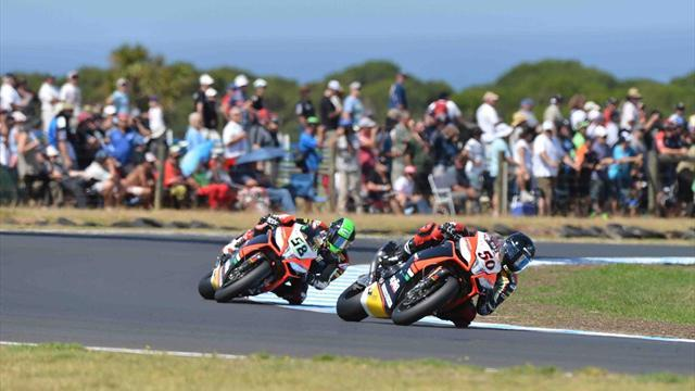 Superbike - World Superbike results and calendar