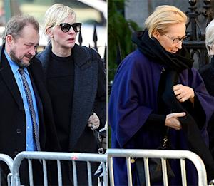 Philip Seymour Hoffman's Funeral Attended by Cate Blanchett, Meryl Streep and Many Other Stars