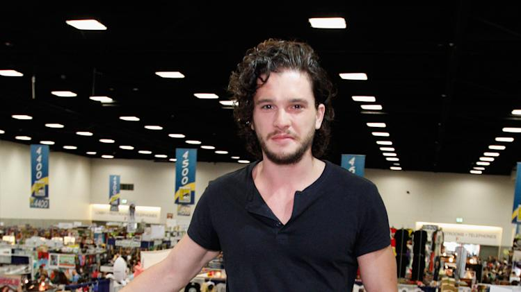"HBO's ""Game Of Thrones"" Cast Autograph Signing"