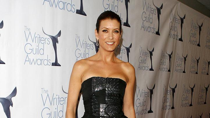 Kate Walsh arrives for the 2009 Writers Guild Awards held at the Hyatt Regency Century Plaza Hotel on February 7, 2009 in Los Angeles, California.