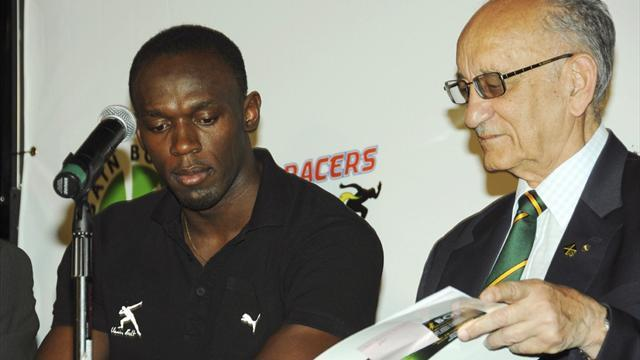 Bolt will not seek world champs' 100m wild card