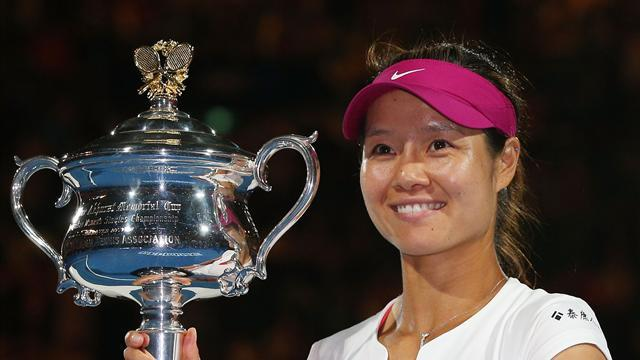 Tennis - More slams and Hall of Fame await Li Na, says Evert