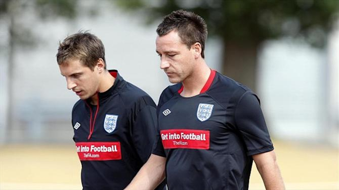 World Cup - Calls for Terry return irk Jagielka