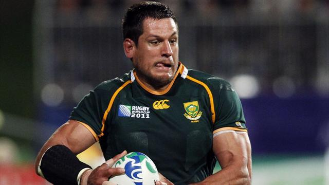 Rugby - Injury-plagued Spies ruled out for six months
