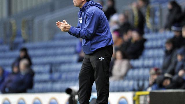 Football - Caretakers continue at Blackburn