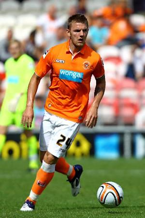 Blackpool defender Ashley Eastham made three league starts on loan at Notts County
