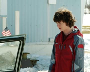Charlie McDermott in Sony Pictures Classics' Frozen River