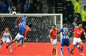 Benfica 3-1 Porto (Agg 3-2): Eagles keep quadruple bid on track with stormy semi-final success