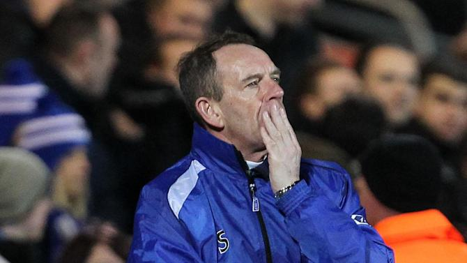 Kenny Shiels is in hot water with the SFA once again